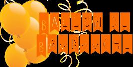 Ballons baudruche imprimés