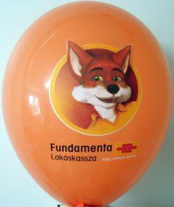 Ballons de baudruche personnalisé